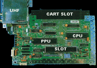 Image result for nes cpu
